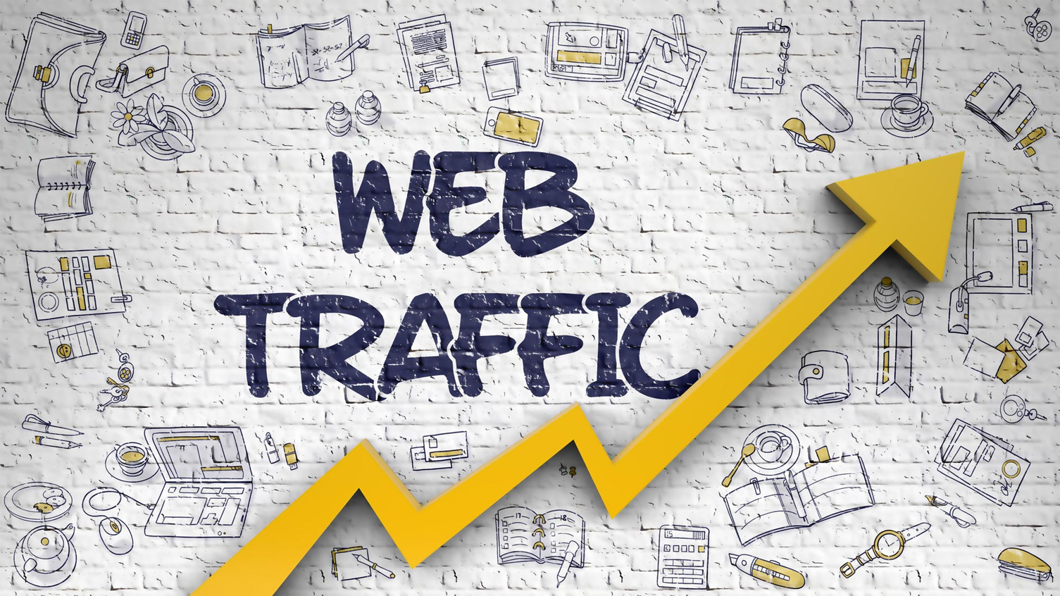 9 FREE ways to increase web traffic and make more money online ...
